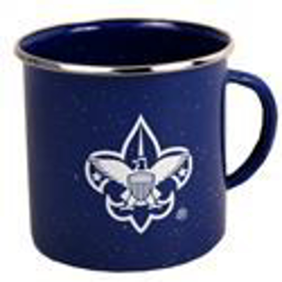 Picture of Metal Campfire Mug w/ BSA® Branding