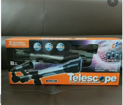 Picture of Telescope w/ 40x Magnification