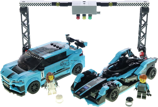 Picture of LEGO Speed Champions Formula E Racing