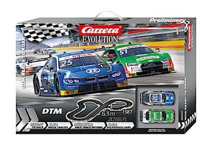 Picture of Carrera Evolution DTM Ready to Roar